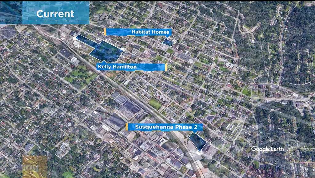 current construction projects in homewood, pa